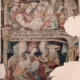 Tapestry showing Episodes from the Knight of the Swan